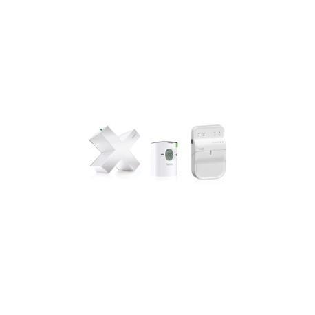 Wiser EER10900 - Pack chaudière - Pompe à chaleur
