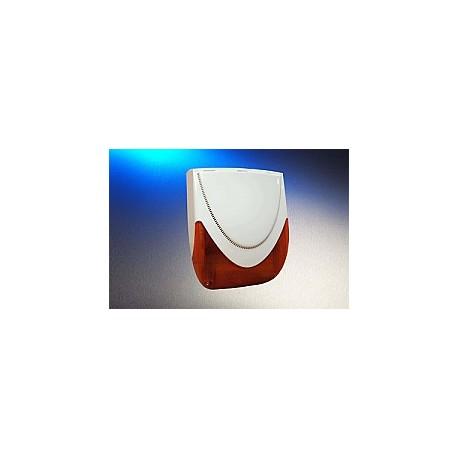 MAGNA-F Elmdene - Sirène alarme filaire extérieure avec batterie