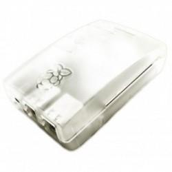 RASPBERRY - Boitier pour Raspberry Pi 2 et B+ Transparent