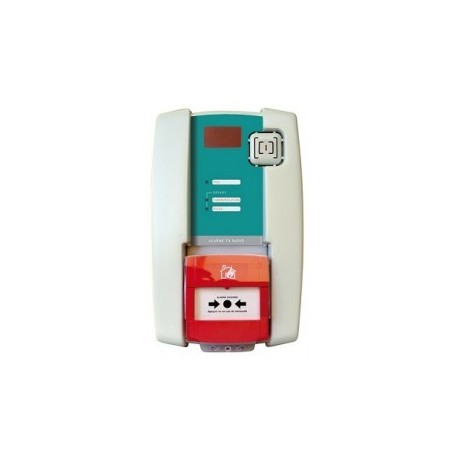 Cordia - Alarme incendie radio type 4 grande portée