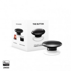 FIBARO - Bouton de commande The Button Z-Wave Plus noir