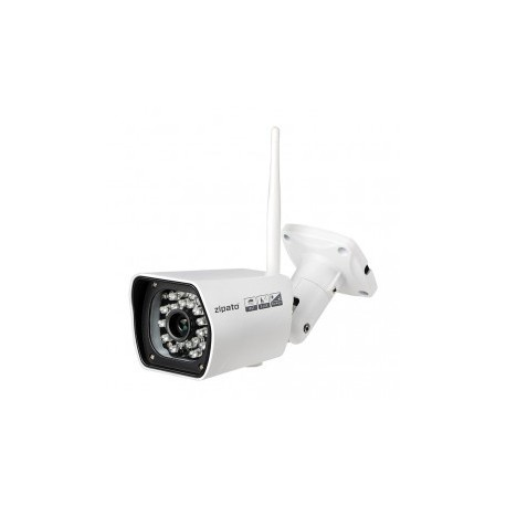 ZIPATO - Caméra IP HD extérieure avec vision nocturne