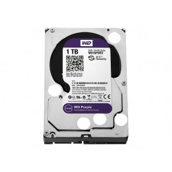 Disque dur Purple - Western Digital 1TO 7200 tr/m 3,5""