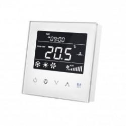 MCOHOME - Thermostat pour ventilo-convecteur à 4 tubes Z-Wave Plus