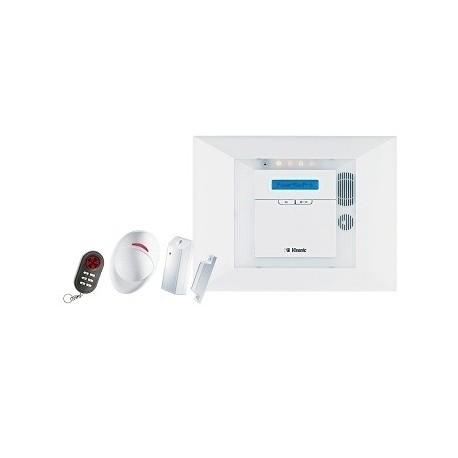 alarme visonic powermax pro visonic pack maison type f1 f2. Black Bedroom Furniture Sets. Home Design Ideas