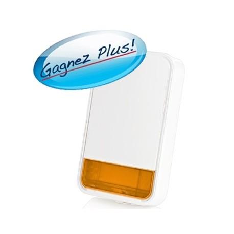 Visonic MCS740 - Sirène extérieure pour alarme POWERMAX et POWERMAX PRO