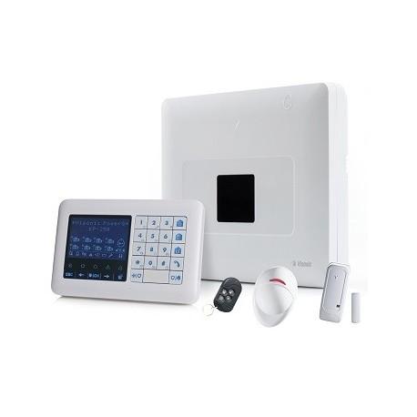 Kit alarme Visonic - Powermaster 33 avec clavier
