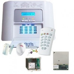 Powermaster - Pack alarme Powermaster30 GSM / IP Visonic