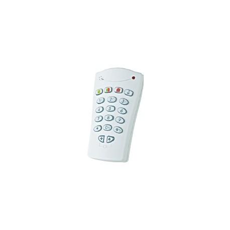 WK141 DSC Wireless Premium - Clavier pour centrale alarme Wireless Premium