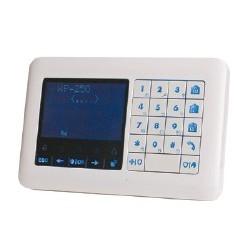 WK250 DSC Wireless Premium - Clavier tactile lecteur de badge pour centrale alarme Wireless Premium