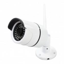 ZIPATO NCM754GC - Caméra IP HD extérieure avec vision nocturne