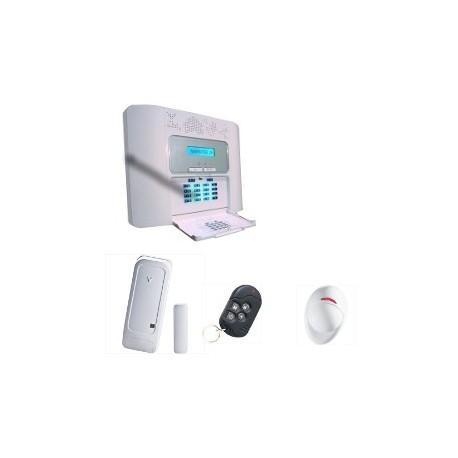alarme maison powermaster30 kit alarme powermaster30 visonic. Black Bedroom Furniture Sets. Home Design Ideas