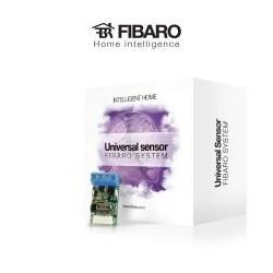 Capteur Binaire Universel Fibaro FGBS 001