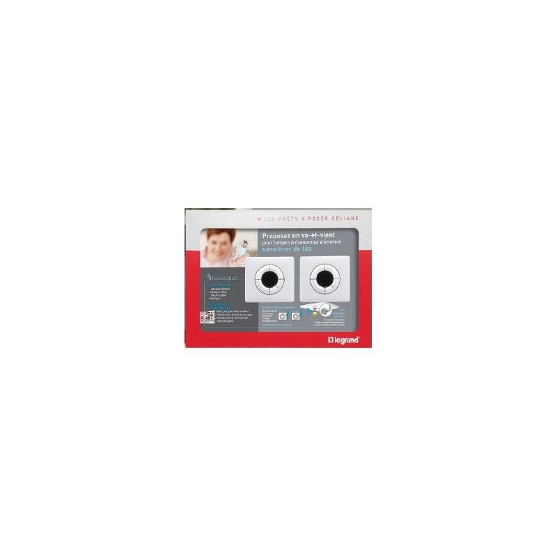 Interrupteur sans fil legrand 067298 - Interrupteur sans fil legrand ...
