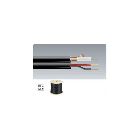 Câble vidéo avec alimentation VSC 152/SW