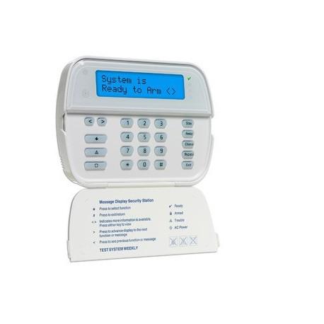 Clavier radio écran LCD DSC WT5500