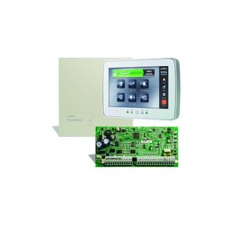 Kit PC1832 centrale alarme DSC + tablette tactile PTK5507