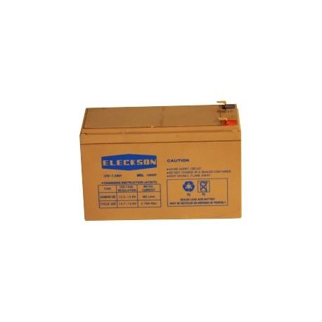 Alarme - BATTERIE 12V 7.2 Ah L 151 X l 65 X HT 94