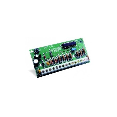 DSC - Module d'exttension 8 sorties PC5208