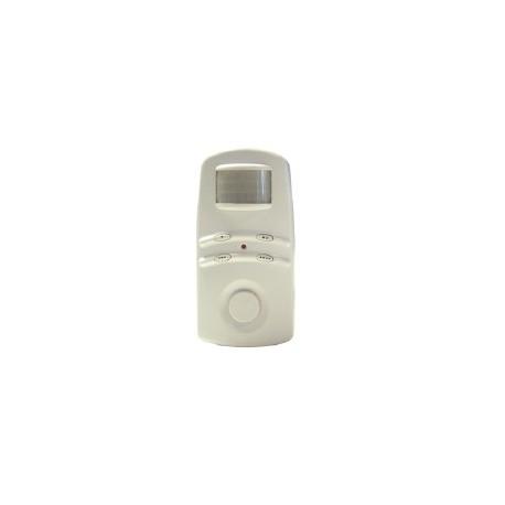 Alarme autonome détecteur de mouvement avec code CHACON 34030