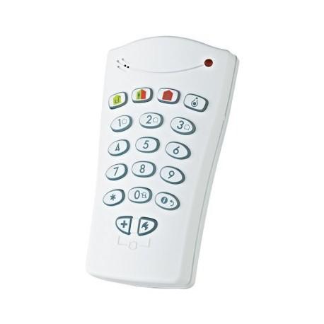 Clavier KP-141-PG2 - Visonic clavier lecteur de badge pour alarme PowerMaster