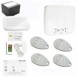 Alarme LE SUCRE HONEYWELL sans fil avec transmetteur GSM