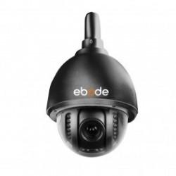 EBODE IPV682P - Caméra dome extérieur HD 960P P2P motoriséee avec vision de nuit