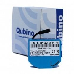 Micro-module QUBINO pour volet roulant avec conso-mètre Z-Wave Plus ZMNHCD1