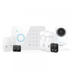 ETIGER - Alarme sans fil S3BSV GSM avec caméra IP