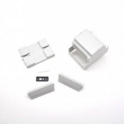 Gehäuse DIN-Schiene belüftet M4 Kit CAMDENBOSS