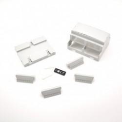 Gehäuse DIN-Schiene belüftet M6 Kit CAMDENBOSS