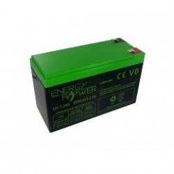 Energy-Power - Batterie 12V-7.2 Ah