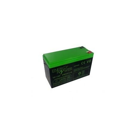 Energy-Power - Batterie 12V-7.2 Ah