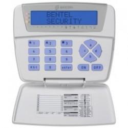BENTEL - LCD-bedienteil für zentrale alarm ABSOLUTA