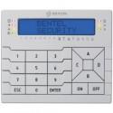 BENTEL - Clavier LCD lecteur de badge pour centrale alarme ABSOLUTA