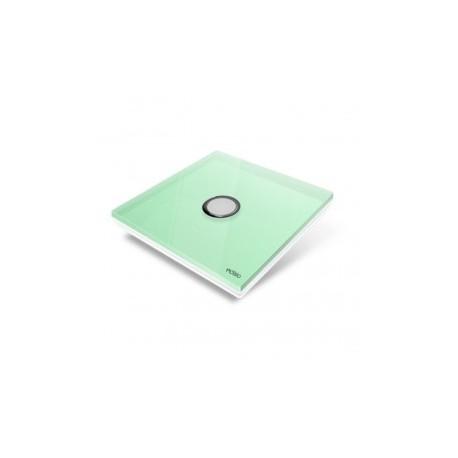 EDISIO - abdeckplatte Diamond - hellgrün 1-taste