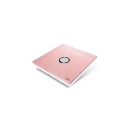 EDISIO - abdeckplatte Diamond - Rose-1-taste