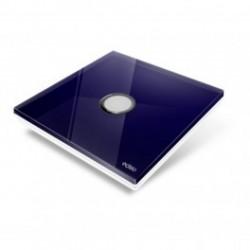 EDISIO - cover Plate Diamond - Blue night 1 key