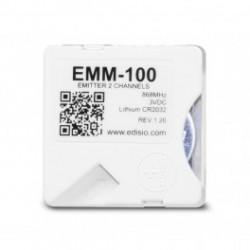 EDISIO - Micromodule extra fin - 2-kanal