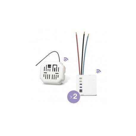 EDISIO - Pack kommt und geht, zwei schaltkreise