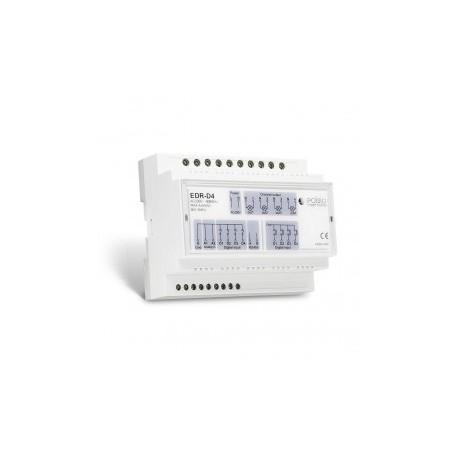 EDISIO - Récepteur rail DIN RAIL 868,3 MHz variateur