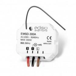EDISIO - Empfänger 868,3 MHz ein - / aus - / Fu ohne nullleiter