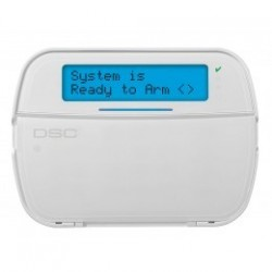 NEO PowerSeries DSC Keypad LCD HS2LCDRFP DSC with radio receiver and badge reader