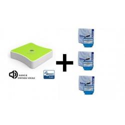Eedomus Plus- Pack automatisme Qubino ZMNHCD1