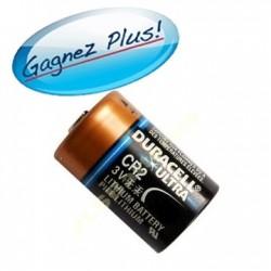 Batterie: lithium 3V, CR2A