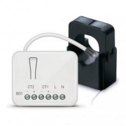 ZIPATO PAB01 - Micro module compteur d'énergie Z-wave Plus