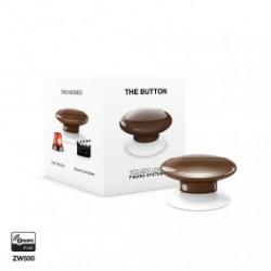FIBARO - Botón de comando, El Botón Z-Wave de color marrón
