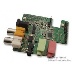 Sound card WOLFSON for Raspberry Pi