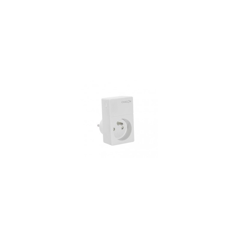 chacon prise connect e wifi 53012. Black Bedroom Furniture Sets. Home Design Ideas