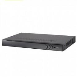 Wireless dmx digital Grabador NVR de 16 canales de 100 Mbps con POE